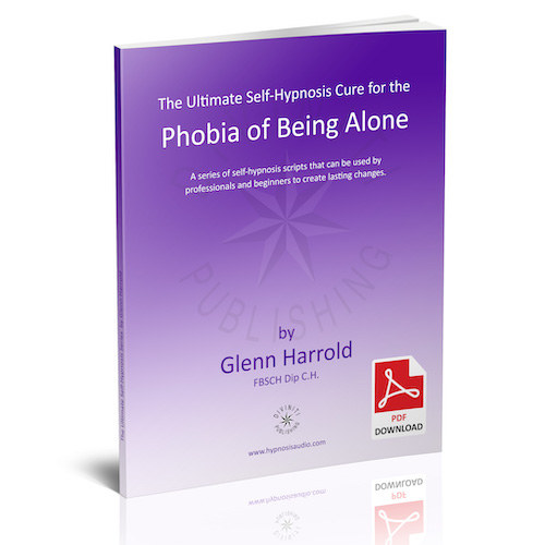 self-hypnosis cure of being alone