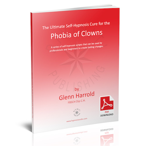 Self-Hypnosis cure for the phobia of clowns